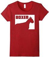 Boxer Dog Shirt - Dog Boxer Shirt for People