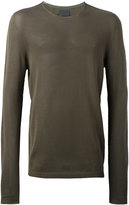 Laneus crew neck jumper - men - Cotton - 52