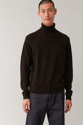Cos MERINO SPECKLED SWEATER
