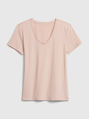 Gap GapFit Breathe Scoopneck T-Shirt