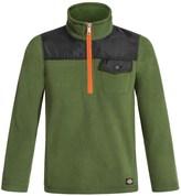 Dickies High-Performance Fleece Jacket - Zip Neck (For Boys)