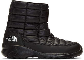 The North Face Black ThermoBall 7SE Boots