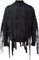Stampd Flex Strapped bomber jacket - men - Nylon/Polyester - M