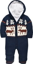 ZOEREA Newborn Baby Romper Christmas Sweater Deer Outfit 0-18M