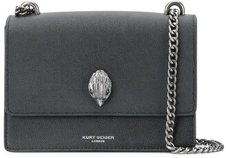 Kurt Geiger Shoreditch eagle charm crossbody bag