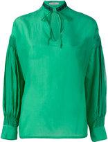 Etro shift blouse - women - Silk/Cotton - 38