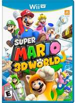 Nintendo Super Mario 3D World Wii U)