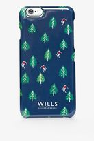 Jack Wills Haddon Iphone 6 Skier Case