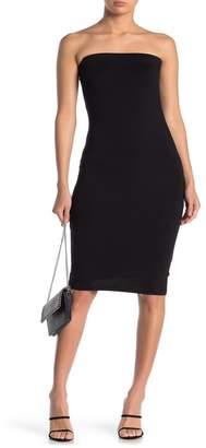 Velvet Torch Knit Tube Dress