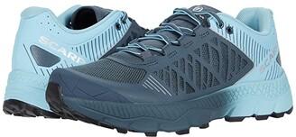 Scarpa Spin Ultra (Iron Grey/Sky) Women's Shoes