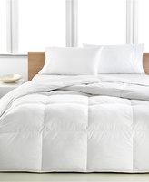 Calvin Klein Light Warmth Down Full/Queen Comforter, Premium White Down Fill, 100% Cotton Cover, True Baffle Box Construction
