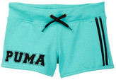 Puma Plank French Terry Short (Little Girls)