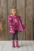 Hatley Fairy Tale Horses Waterproof Hooded Raincoat (Toddler, Little Girls, & Big Girls)