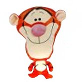 Disney Plush Tigger Backpack From Winnie The Pooh By by