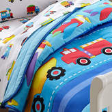 Olive Kids Wildkin Trains, Planes and Trucks Toddler Comforter