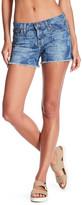 Big Star Alex Print Denim Shorts