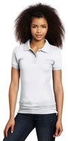 Lee Uniforms Juniors' Stretch Pique Polo Shirt