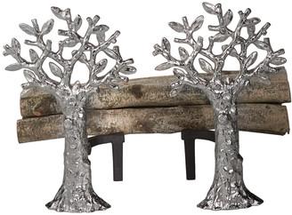 Michael Aram Tree Of Life Andirons