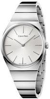 Calvin Klein Supreme Stainless Steel Bracelet Watch, K6C2X146