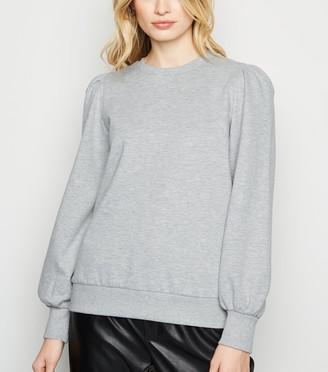 New Look Balloon Sleeve Sweatshirt