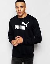 Puma Logo Sweatshirt