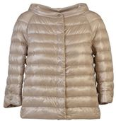 Herno Cropped Goose Down Jacket
