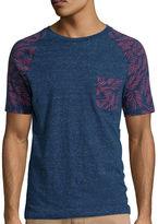 Arizona Printed Raglan T-Shirt