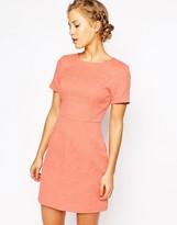 Oasis Jaquard Dress