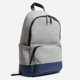 Everlane The Dipped Zip Backpack