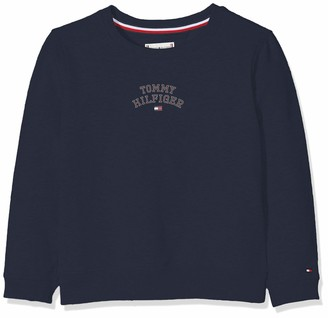 Tommy Hilfiger Girl's Essential Logo Sweatshirt