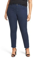NYDJ Plus Size Women's Alina High Rise Stretch Skinny Jeans