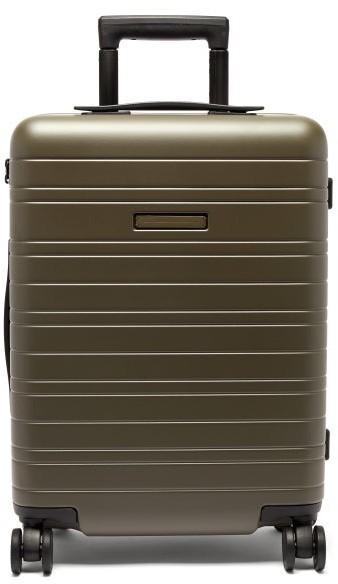 Horizn Studios H5 Smart Cabin Suitcase - Khaki