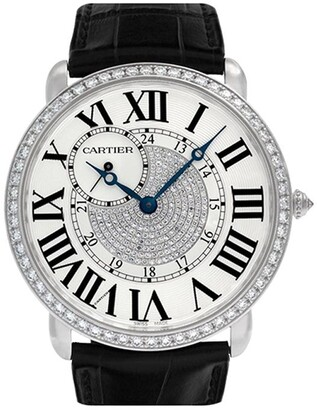 Cartier 2010 pre-owned Ronde Louis 42mm