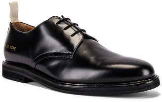 Common Projects Standard Derby in Black | FWRD