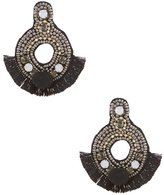 Anna & Ava Springsteen Fringed Statement Drop Earrings