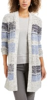 Style&Co. Style & Co Striped Cardigan, Created For Macy's