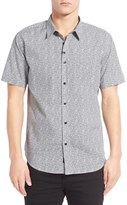 Imperial Motion Microprint Short Sleeve Woven Shirt