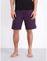 Derek Rose Nelson 60 Cotton Pyjama Shorts
