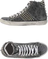 Leather Crown High-tops & sneakers - Item 44812619