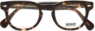 MOSCOT Gelt Square-Frame Acetate Sunglasses