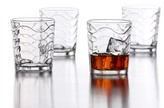 Jay Import Clear Allure Old-Fashioned Glasses - Set of 4