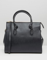 Asos Knot Detail Tote Bag