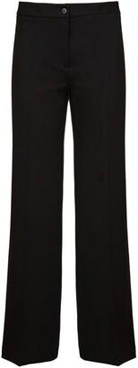 James Lakeland Straight Wide Leg Trouser