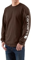 Carhartt Graphic T-Shirt - Long Sleeve (For Big Men)