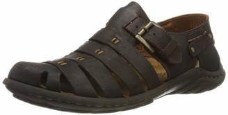 Josef Seibel Men's Logan 04 Closed Toe Sandals