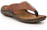 Josef Seibel Men's Nico 23 Thong Sandals