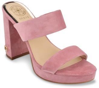GUESS Blubell Platform Sandal