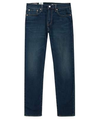 Levi's 502 Regular Tapered Fit Jeans Colour: Adriatic Sea