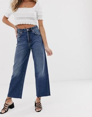 Abrand Denim Abrand x Josephine Skriver Street a-line jeans