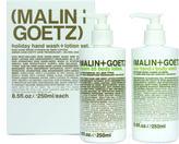 Malin+Goetz MALIN + GOETZ Holiday Hand Wash & Lotion Set